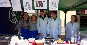 Zastoupení ISŠ na Gastronomických slavnostech v Litomyšli