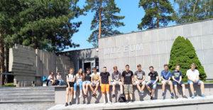 Exkurze do Ležáků a na Veselý Kopec