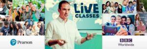 Projekt BBC Live Classes / výuka anglického jazyka