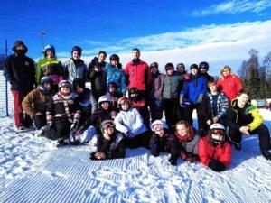 Lyžařský výcvikový kurz / obor Bezpečnostně právní činnost